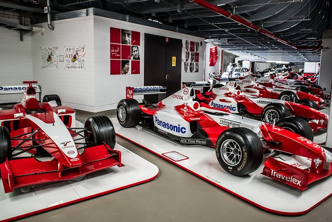 Inside Toyota Motorsport