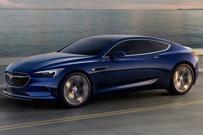 Detroit Motor Show: Buick Avista revealed