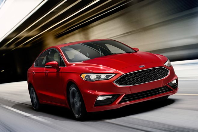 Detroit Motor Show: Ford reveals new hot Mondeo