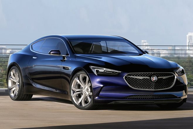 Top 5 Future Holden Performance Cars