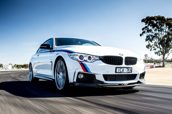 BMW 435i M Performance review