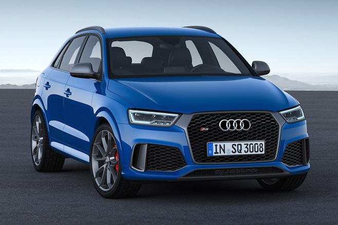Audi RS Q3 Performance revealed