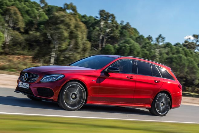 Mercedes-AMG C450 review