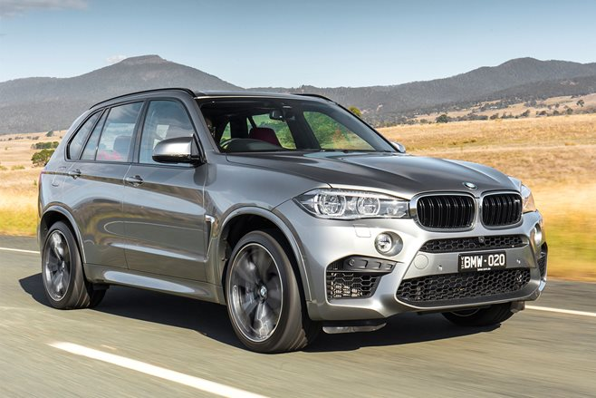 BMW X5M review