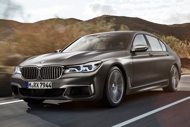 BMW M760Li xDrive due for Australia