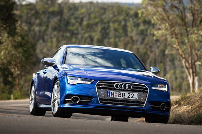 Audi S6/S7 review