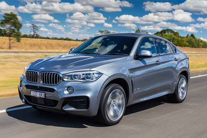 2015 Bmw X6 50i Review Motor