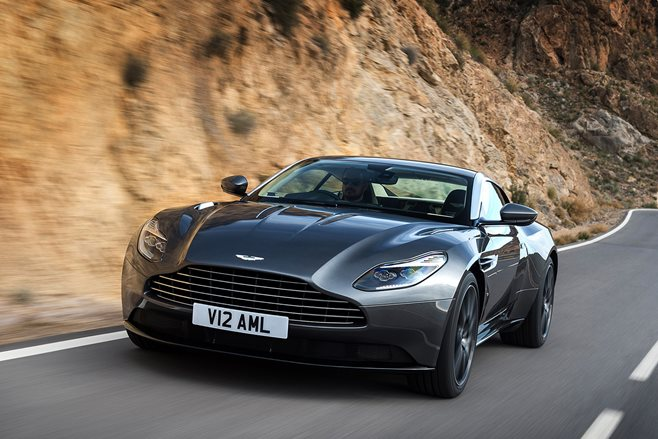 GENEVA MOTOR SHOW: Aston Martin DB11 revealed