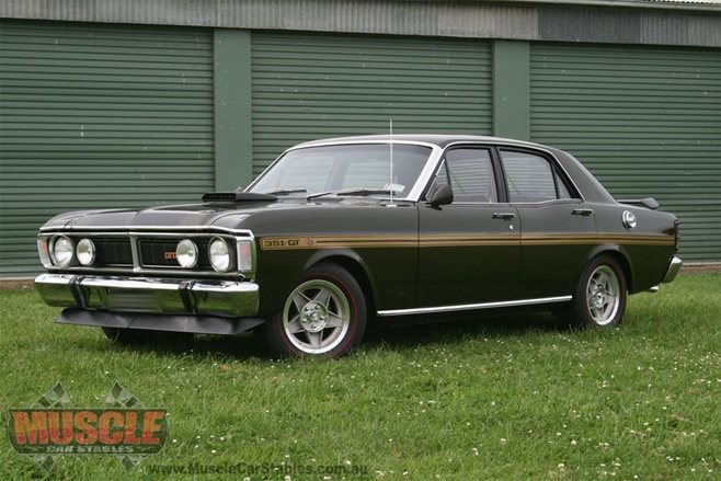 Ford XY Falcon GT-HO Phase III