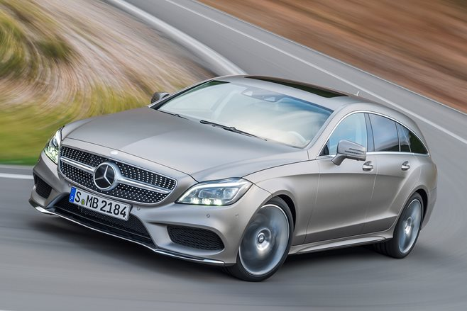 Mercedes-Benz CLS 500 review