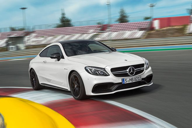 Mercedes-AMG C63 S Coupe pricing