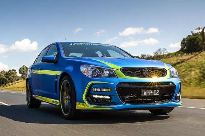 Walkinshaw W547 review