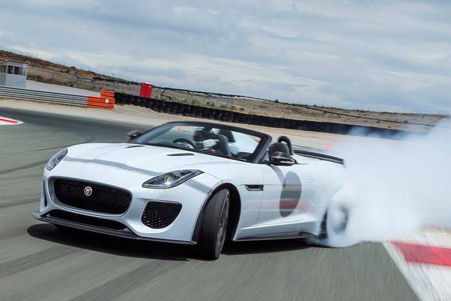 Jaguar F-Type Project 7 review