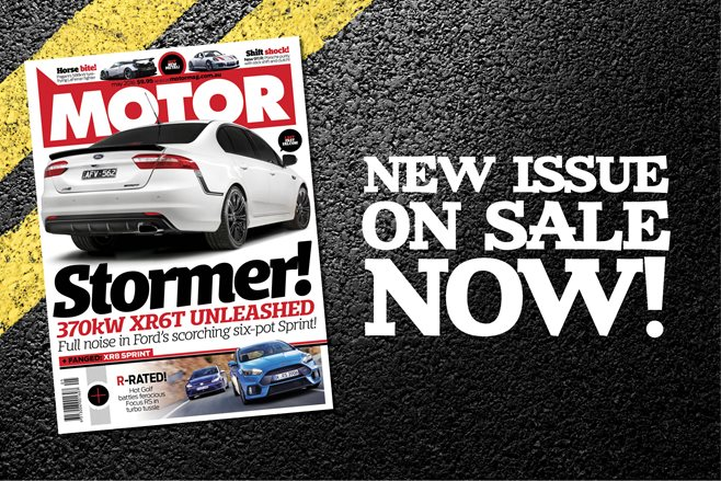 MOTOR May 2016 issue preview