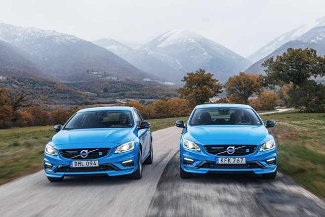 Volvo S60 and V60 Polestars cop 270kW four-cylinder