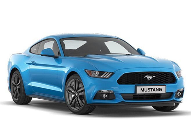 Ford Mustang 2017 Model Year Update Announced Motor