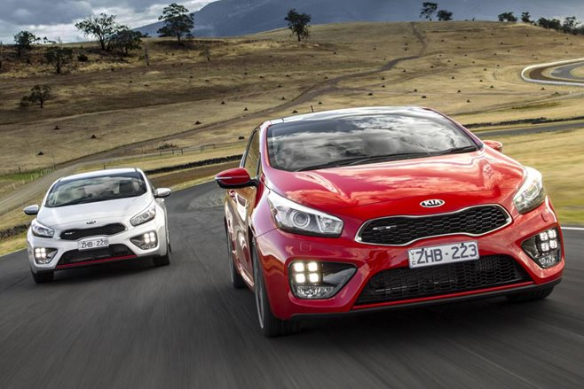 Kia 'GTI' to replace Proceed GT