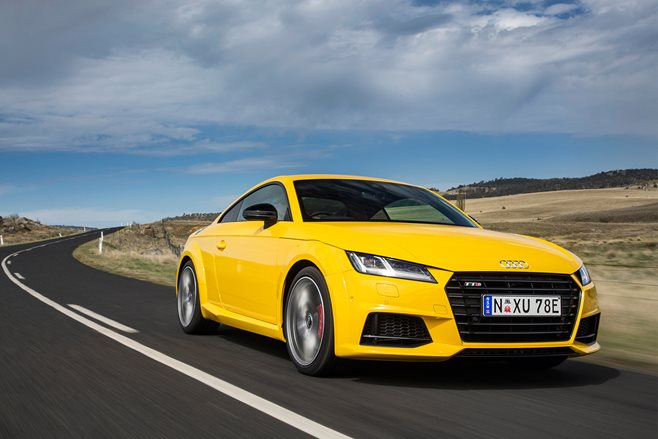 Audi TTS Coupe review