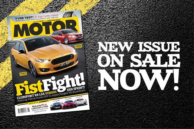 MOTOR June issue preview