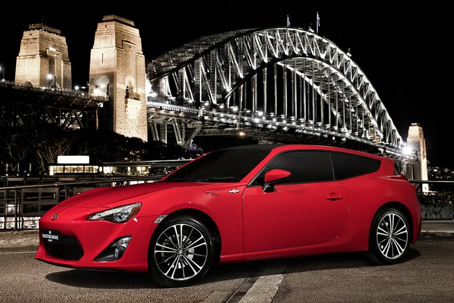 Toyota 86 Shooting Brake revealed