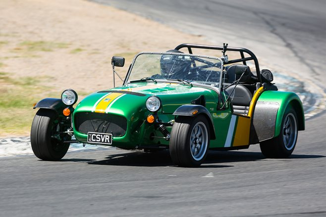 Caterham Seven 485 review
