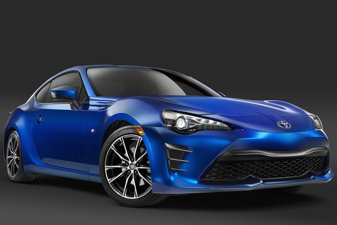 "Toyota 86 facelift ""enormous"" change"