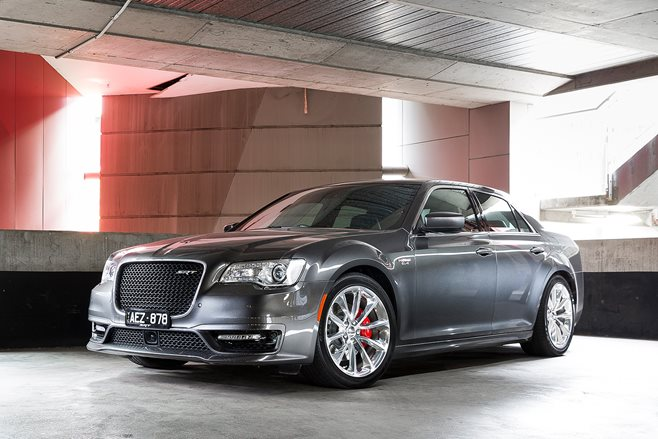 OPINION: Is Chrysler's 300 SRT Aussie enough?