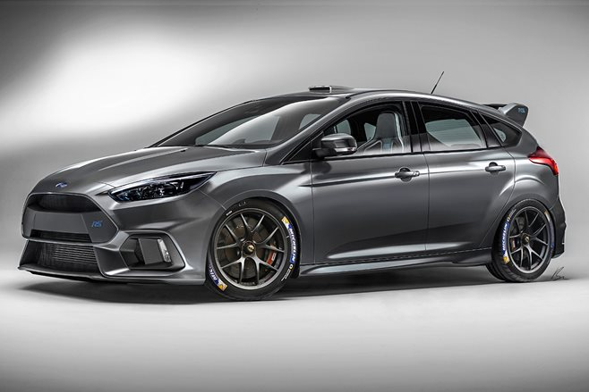 Ford Focus RS500 in the works