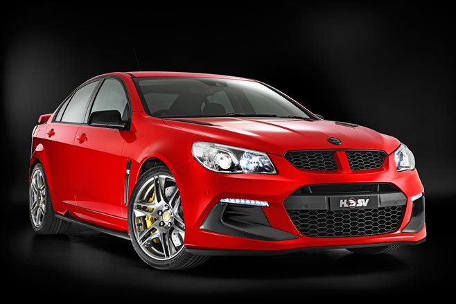 HSV Clubsport R8 Track Edition revealed