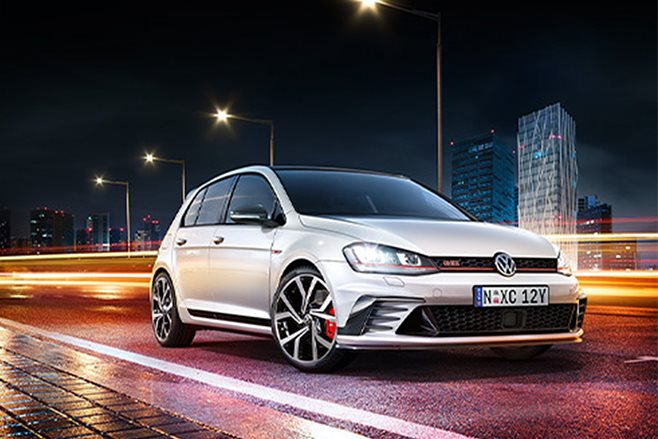 VW Golf GTI 40 Years manual confirmed