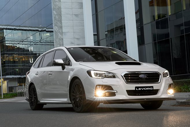 Subaru Levorg lands from $43K