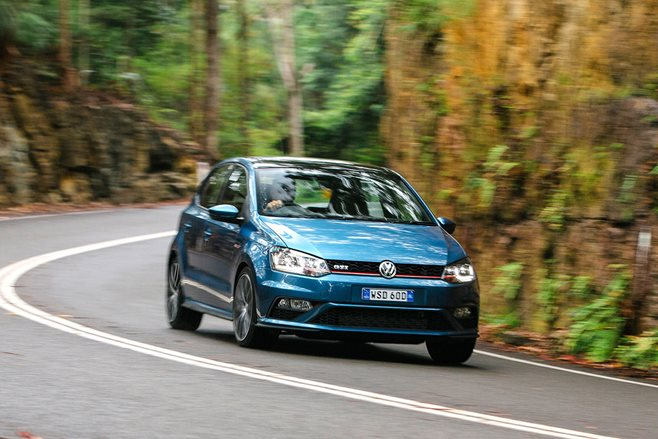 2016 Volkswagen Polo GTI review