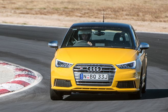 Audi S1 long-term update 5