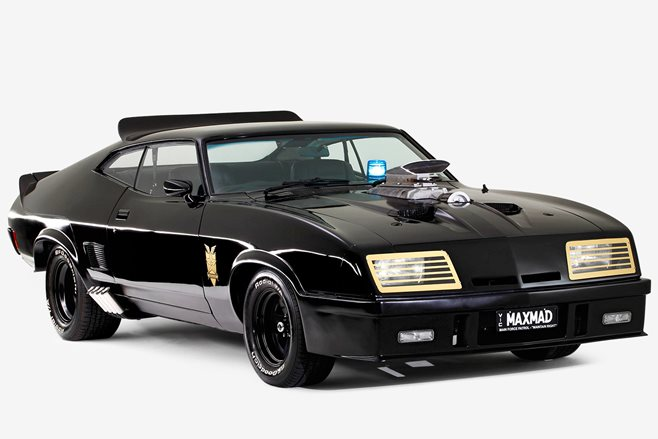 Mad Max Interceptor, 30 years on