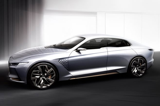 Twin-turbo Hyundai sports sedan due in 2017