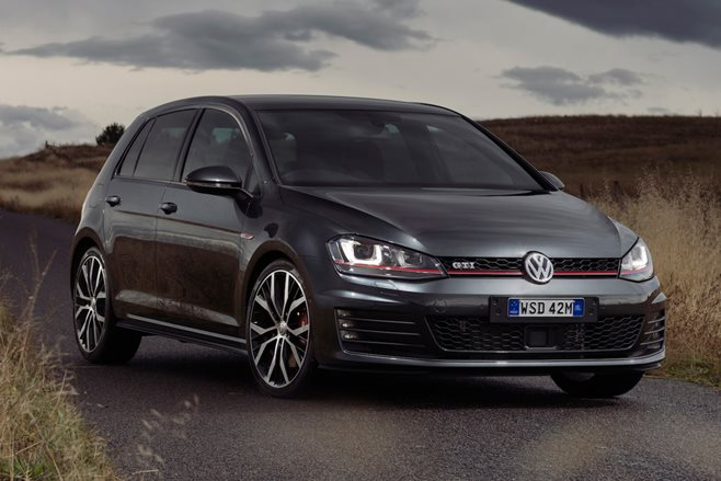 Golf GTI Performance manual on local radar