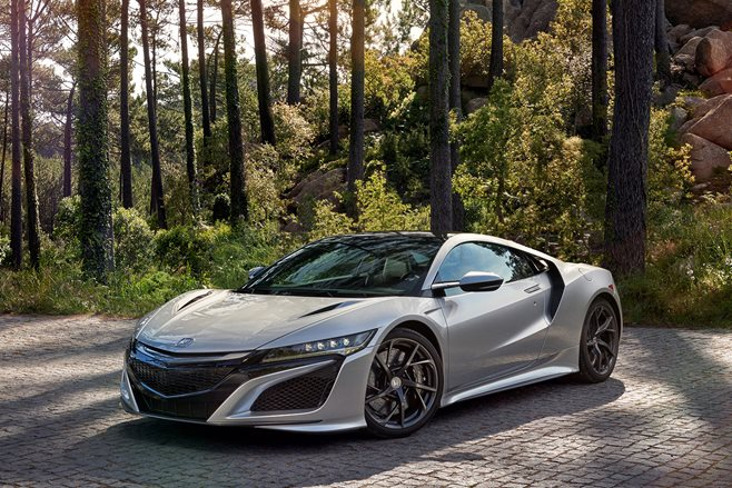 NSX to spark Honda sports car resurgence