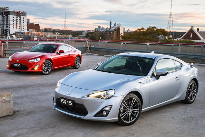 Toyota 86 and Subaru BRZ recalled
