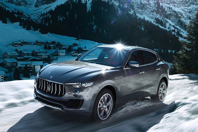 2016 Maserati Levante S review