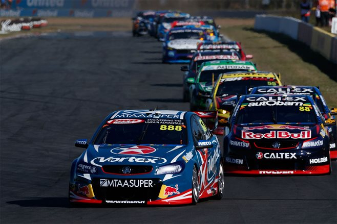 Holden back Red Bull Racing
