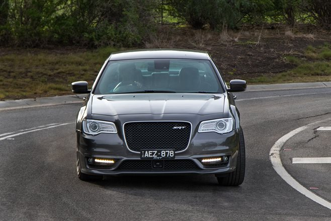 Chrysler 300 SRT long-term report two