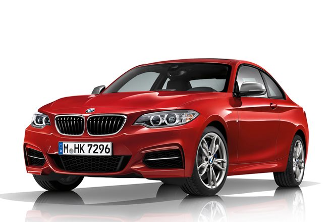 BMW M240i powers up, prices cut