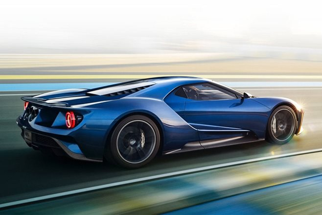 Ford GT production extended