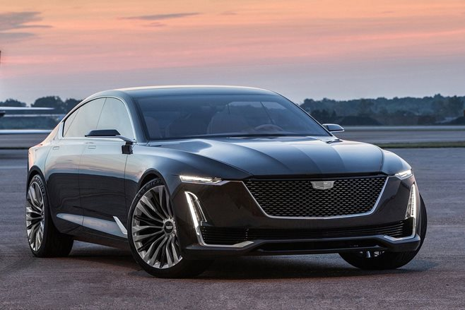 Cadillac Escala Concept revealed