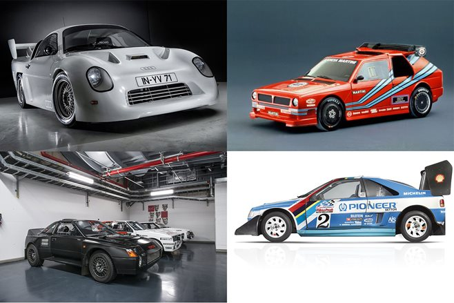 Cars of Group B Part 3