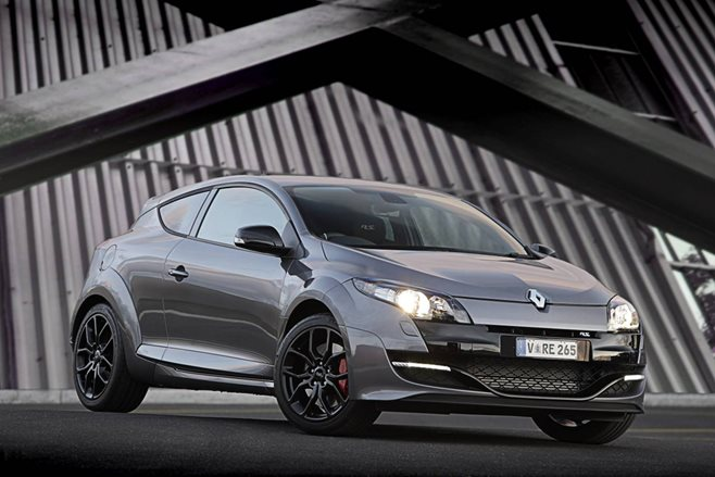 Renault Sport Megane production ends