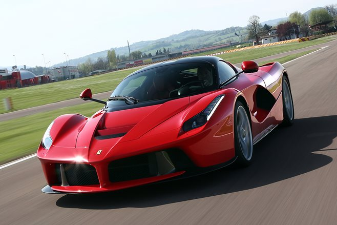 Ferrari revive LaFerrari for earthquake victims