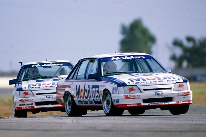 A tribute to Peter Brock