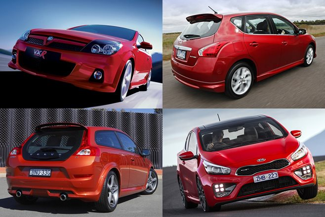 Top 5: Fast, Forgotten Hatchbacks
