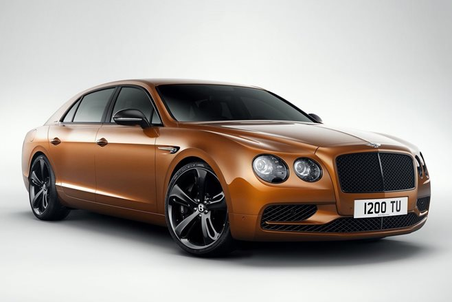 2017 Bentley Flying Spur W12 S revealed
